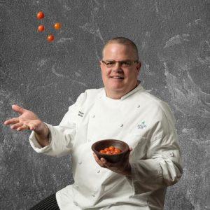 Greg Tournillon, executive chef at Avalon Park